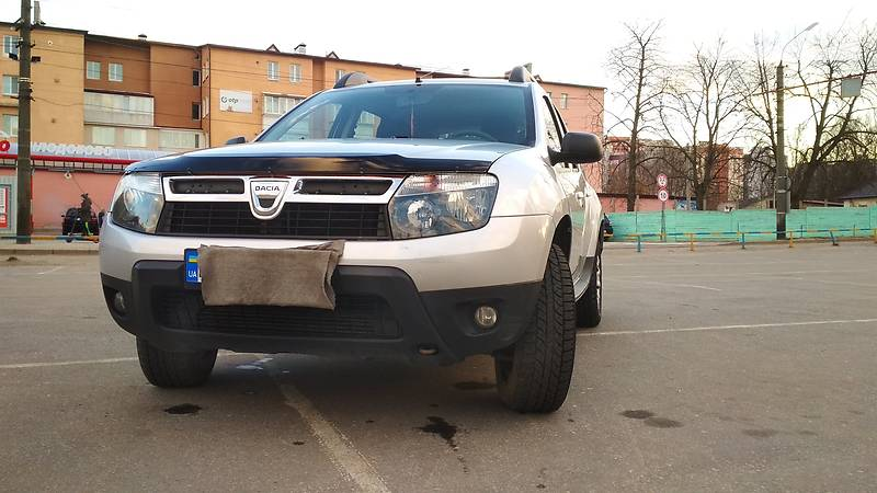 Dacia Duster 2011 года в Хмельницке