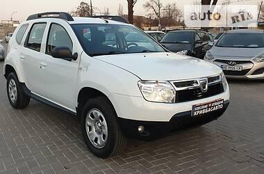 Dacia Duster 2011 в Кривом Роге