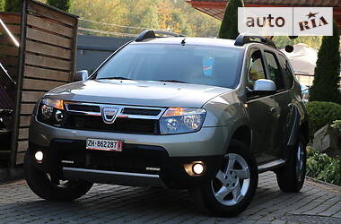 Dacia Duster 2011 в Трускавце