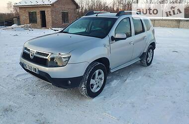 Dacia Duster 2011 в Дубно