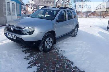 Dacia Duster 2012 в Теребовле
