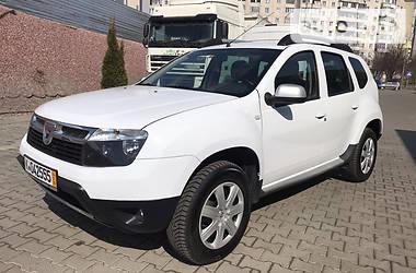 Внедорожник / Кроссовер Dacia Duster 2012 в Ровно