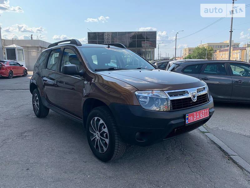 Внедорожник / Кроссовер Dacia Duster 2012 в Харькове