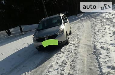 Dacia Lodgy 2013 в Киеве