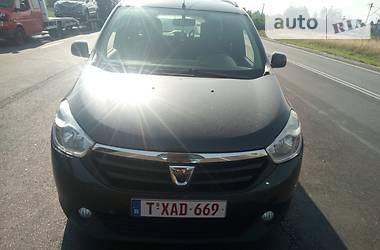Dacia Lodgy 2014 в Донецке