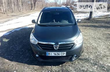 Универсал Dacia Lodgy 2012 в Кременчуге