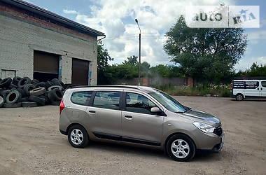 Dacia Lodgy 2013 в Ивано-Франковске