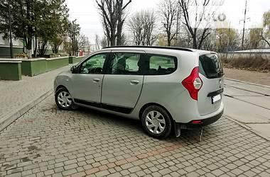 Dacia Lodgy 2013 в Львове