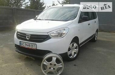 Dacia Lodgy 2013 в Горохове