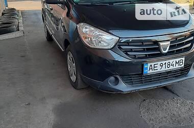 Dacia Lodgy 2014 в Кривом Роге