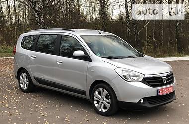 Dacia Lodgy 2015 в Ковеле