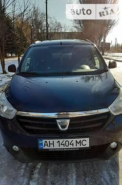 Dacia Lodgy 2013 в Костянтинівці