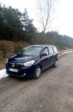 Dacia Lodgy 2013 в Изяславе