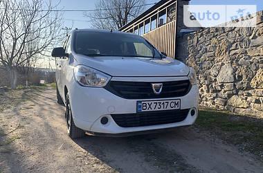 Универсал Dacia Lodgy 2012 в Каменец-Подольском