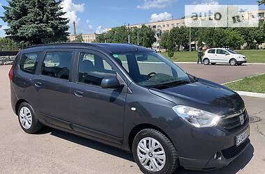 Универсал Dacia Lodgy 2012 в Ровно