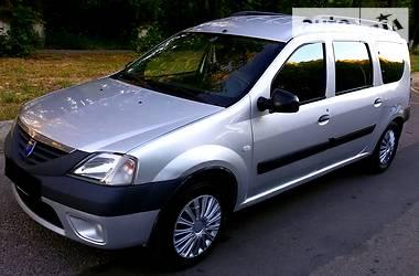 Dacia Logan MCV 2008 в Виннице
