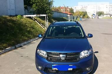 Dacia Logan MCV 2014 в Львове