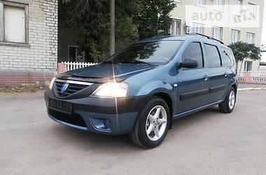 Dacia Logan MCV 2007 в Харькове