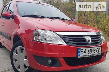 Dacia Logan MCV 2010 в Кропивницком
