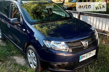 Dacia Logan MCV 2014 в Сумах