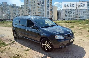 Dacia Logan MCV 2008 в Чернигове