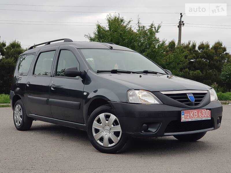Универсал Dacia Logan MCV 2008 в Хмельницком