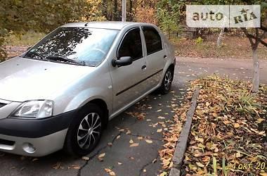 Dacia Logan AMBIET 2006