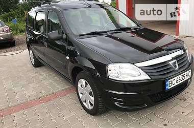 Dacia Logan 2011 в Стрые