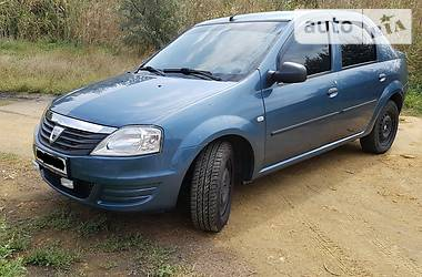 Dacia Logan 2009 в Херсоне