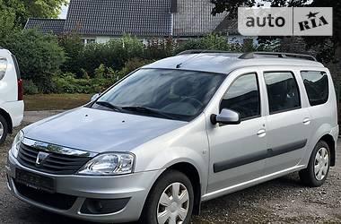 Dacia Logan 2009 в Луцке