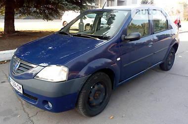 Dacia Logan 2007 в Рівному