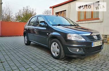 Dacia Logan 2010 в Луцьку