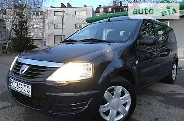 Dacia Logan 2011 в Тернополе