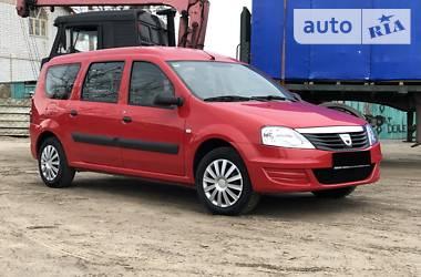 Dacia Logan 2010 в Киеве