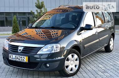 Dacia Logan 2010 в Виннице