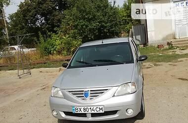Dacia Logan 2006 в Сокирянах