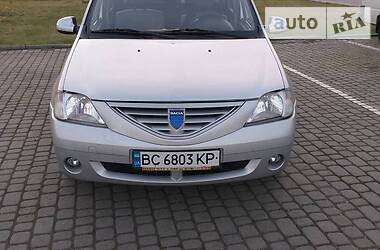 Dacia Logan 2008 в Львове