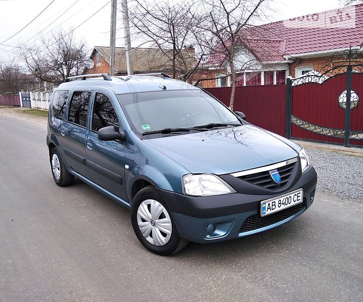 Dacia Logan GERMANY