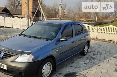 Dacia Logan 2007 в Остроге