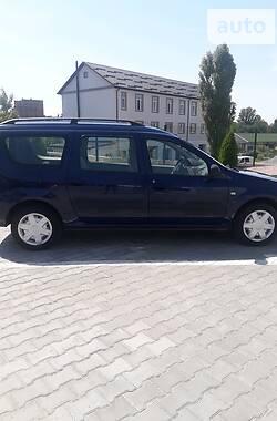 Универсал Dacia Logan 2009 в Виннице