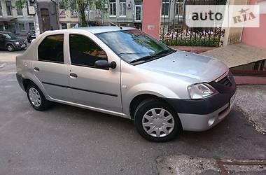 Седан Dacia Logan 2007 в Днепре