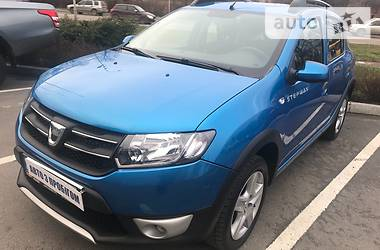 Dacia Sandero StepWay 1.5DCI 2014