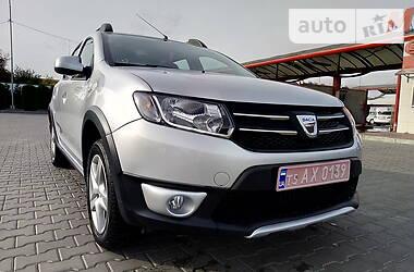 Dacia Sandero StepWay 2015 в Луцке