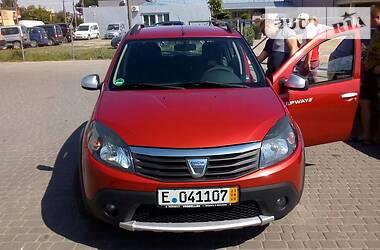 Dacia Sandero StepWay 2012 в Владимир-Волынском