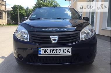 Dacia Sandero 2011 в Бродах