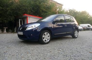Dacia Sandero 2010 в Ивано-Франковске