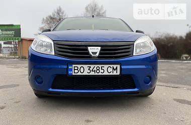 Dacia Sandero 2009 в Тернополе