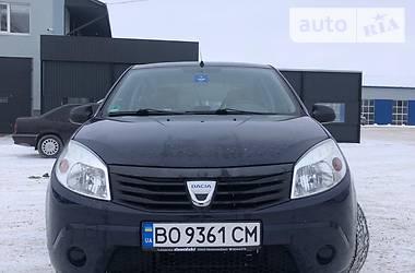 Dacia Sandero 2010 в Бучаче