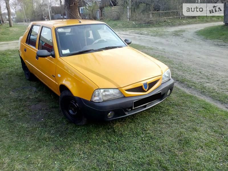 Dacia Solenza 2003 в Городне