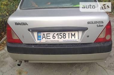 Лифтбек Dacia Solenza 2004 в Сумах